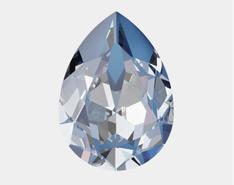 Swarovski Fancy Stone 4320 - 14x10mm, Crystal Ocean DeLite (001 L143D), 144pcs