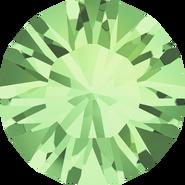 Swarovski Round Stone 1028 - pp18, Chrysolite (238) Foiled, 96pcs