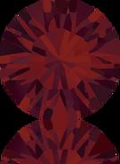 Swarovski Round Stone 1028 - pp21, Siam (208) Foiled, 96pcs