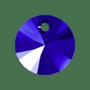 Swar Pendant 6428 - 8mm, Majestic Blue (296), 12pcs