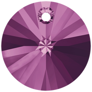 Swarovski Pendant 6428 - 6mm, Amethyst (204), 720pcs