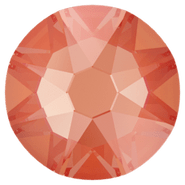 Swarovski Flatback 2088 - ss12, Crystal Orange Glow DeLite (001 L146D), No Hotfix, 1440pcs
