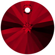 Swarovski Pendant 6428 - 8mm, Siam (208), 144pcs