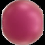Swarovski Crystal Pearl 5810 - 10mm, Crystal Mulberry Pink PRL (001 2018), 100pcs