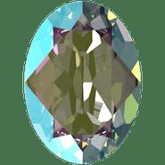 4120 Crystal AB (001 AB) Foiled