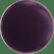 Swarovski Crystal Pearl 5860 - 12mm, Crystal Elderberry PRL (001 2019), 100pcs