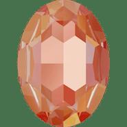 Swarovski Fancy Stone 4127 - 30x22mm, Crystal Orange Glow DeLite (001 L146D), 24pcs