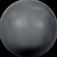 Swarovski Crystal Pearl 5810 - 10mm, Crystal Black Pearl (001 298), 100pcs