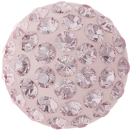 Swarovski Cabochon PAVE 86601 - 8mm, Light Rose (223), Rose (06)