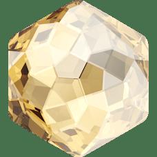 4683 Crystal Golden Shadow (001 GSHA) Foiled