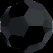 Swar Crystal Bead 5000 - 7mm, Jet (280), 12pcs
