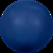 Swarovski Crystal Pearl 5810 - 10mm, Crystal Dark Lapis Pearl (001 719), 100pcs