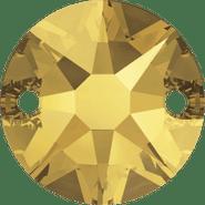 3288 Crystal Metallic Sunshine (001 METSH)