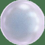 Swarovski Crystal Pearl 5810 - 8mm, Crystal Irid Dreamy Blue PRL (001 2026), 250pcs