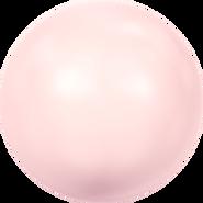 Swarovski Crystal Pearl 5810 - 10mm, Crystal Rosaline Pearl (001 294), 100pcs