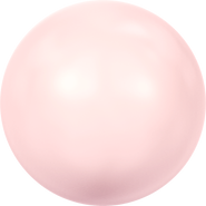 Swarovski Crystal Pearl 5810 - 3mm, Crystal Rosaline Pearl (001 294), 1000pcs