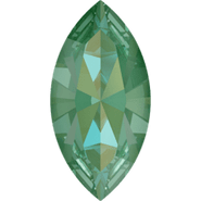 Swarovski Fancy Stone 4228 - 10x5mm, Crystal Silky Sage DeLite (001 L147D), 6pcs