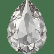 Swar Crystal Fancy Stone 4320 - 14x10mm, Crystal Ignite (001 IGNIT) Unfoiled, 4pcs
