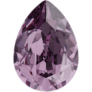 Swar Crystal Fancy Stone 4320 - 14x10mm, Iris (219) Foiled, 4pcs