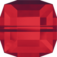 Swarovski Bead 5601 - 4mm, Light Siam (227), 12pcs