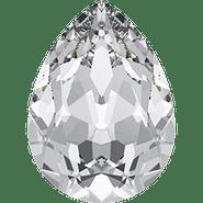 Swar Crystal Fancy Stone 4320 - 4x2.9mm, Crystal (001) Foiled, 12pcs
