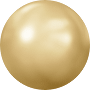 Swarovski Hotfix Pearl 2080/4 - ss10, Crystal Golden Shadow (001 205) MF, 48pcs