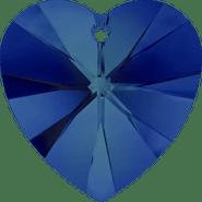 Swarovski 6228 - 28mm, Crystal Bermuda Blue P (001 BB), 1pcs
