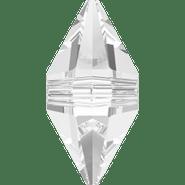 Swarovski Beads 5747 - 12x6mm, Crystal (001), 6pcs