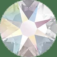Swar Crystal Flatback 2088 - ss48, Crystal Aurore Boreale (001 AB) Foiled, No Hotfix, 6pcs