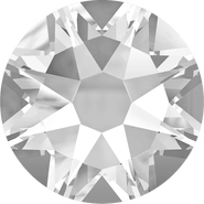 Swar Crystal Flatback 2088 - ss14, Crystal (001) Foiled, No Hotfix, 48pcs