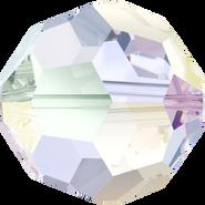 Swar Crystal Bead 5000 - 8mm, Crystal Aurore Boreale (001 AB), 12pcs