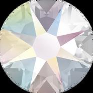Swar Crystal Flatback 2088 - ss16, Crystal Aurore Boreale (001 AB) Foiled, No Hotfix, 36pcs