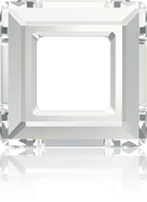 Swar Crystal Fancy Stone 4439 - 30mm, Crystal CAL VSI (001 CAL) Foiled, 1pc