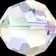 Swar Crystal Bead 5000 - 7mm, Crystal Aurore Boreale (001 AB), 12pcs