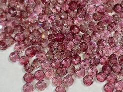 Swar Bead 5040 - 4mm, Crystal Antique Pink (001 ANTP), 20pcs