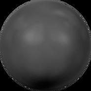 Swarovski Crystal Pearl 5810 - 6mm, Crystal Mystic Black Pearl (001 335), 500pcs