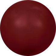 Swarovski Crystal Pearl 5810 - 6mm, Crystal Bordeaux Pearl (001 538), 500pcs