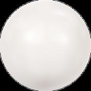 Swarovski Crystal Pearl 5810 - 6mm, Crystal White Pearl (001 650), 500pcs