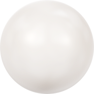 Swarovski Crystal Pearl 5810 - 12mm, Crystal White Pearl (001 650), 100pcs