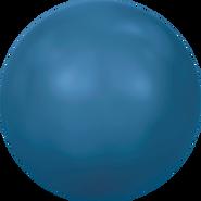 Swarovski Crystal Pearl 5810 - 5mm, Crystal Lapis Pearl (001 717), 500pcs