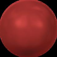 Swarovski Crystal Pearl 5810 - 8mm, Crystal Red Coral Pearl (001 718), 250pcs