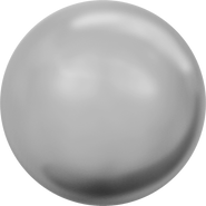 Swarovski Crystal Pearl 5810 - 3mm, Crystal Grey Pearl (001 731), 1000pcs