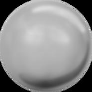 Swarovski Crystal Pearl 5810 - 12mm, Crystal Grey Pearl (001 731), 100pcs