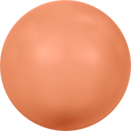 Swarovski Crystal Pearl 5810 - 5mm, Crystal Coral Pearl (001 816), 500pcs
