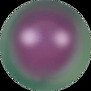 Swarovski Crystal Pearl 5810 - 5mm, Crystal Iridescent Purple Pearl (001 943), 500pcs