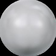 Swarovski Crystal Pearl 5817 - 6mm, Crystal Light Grey Pearl (001 616), 250pcs