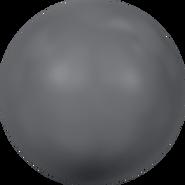 Swarovski Crystal Pearl 5817 - 6mm, Crystal Dark Grey Pearl (001 617), 250pcs
