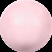 Swarovski Crystal Pearl 5817 - 6mm, Crystal Pastel Rose Pearl (001 944), 250pcs