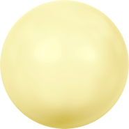 Swarovski Crystal Pearl 5817 - 6mm, Crystal Pastel Yellow Pearl (001 945), 250pcs