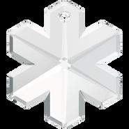 Swarovski Pendant 6704 - 20mm, Crystal (001), 48pcs